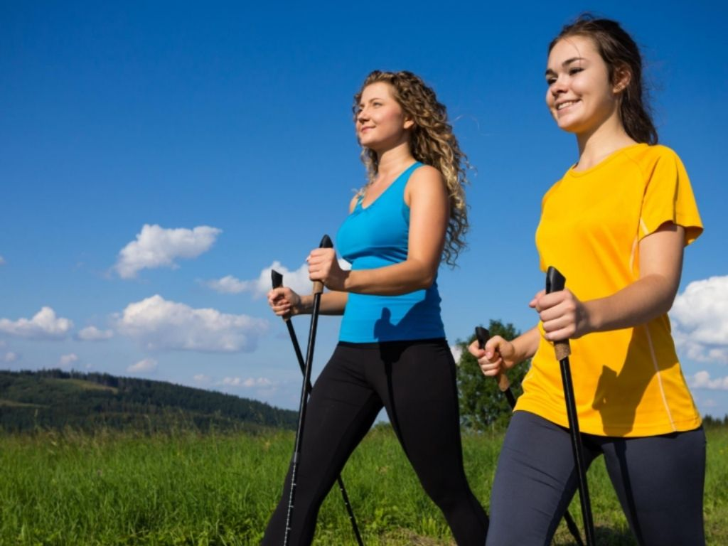 The Best Exercise for Weight Loss: Walking!